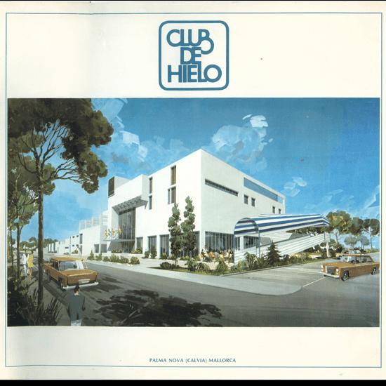 NOVACENTRO - HISTORIA DE NOVACENTRO - CLUB DE HIELO - CALVIÀ - MALLORCA - WORKCENTER